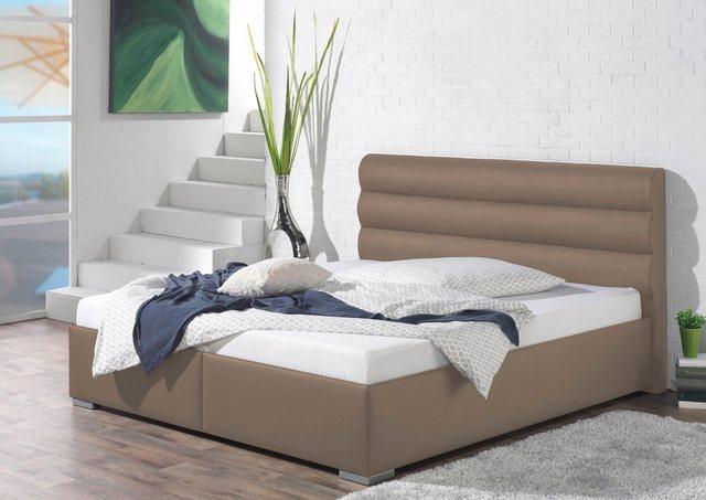 Maintal Polsterbett | Schlafzimmer > Betten > Polsterbetten | Braun | Maintal