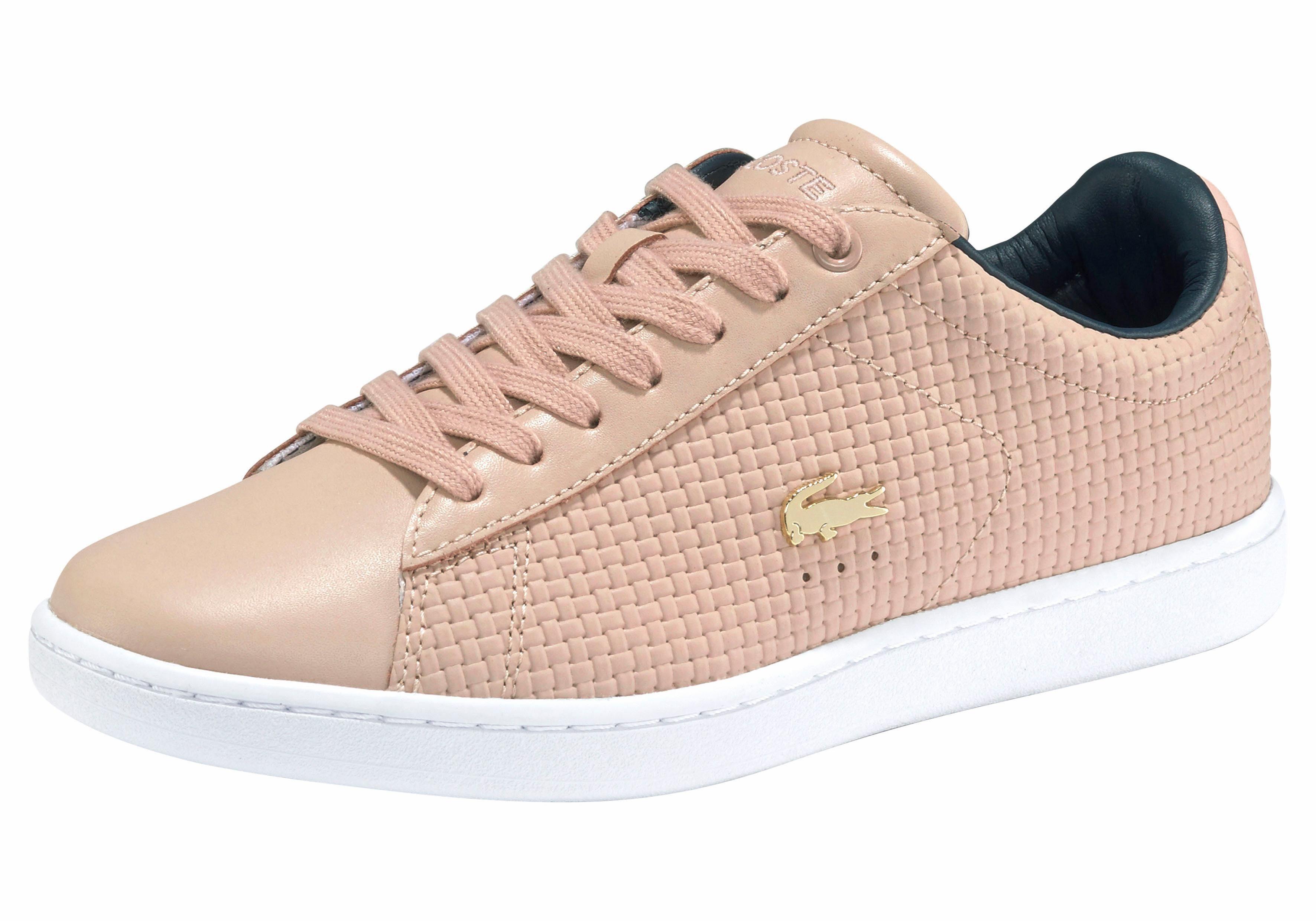 Lacoste CARNABY EVO 118 6 Sneaker online kaufen  rosé-weiß