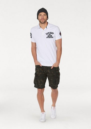Superdry Cargoshorts CORE LITE RIPSTOP CARGO SHORT