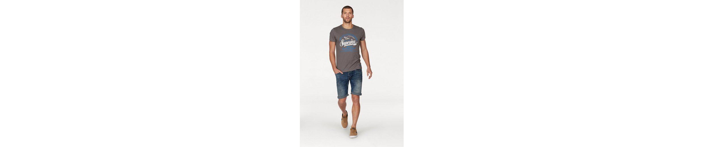 Blend T-Shirt, mit Frontprint