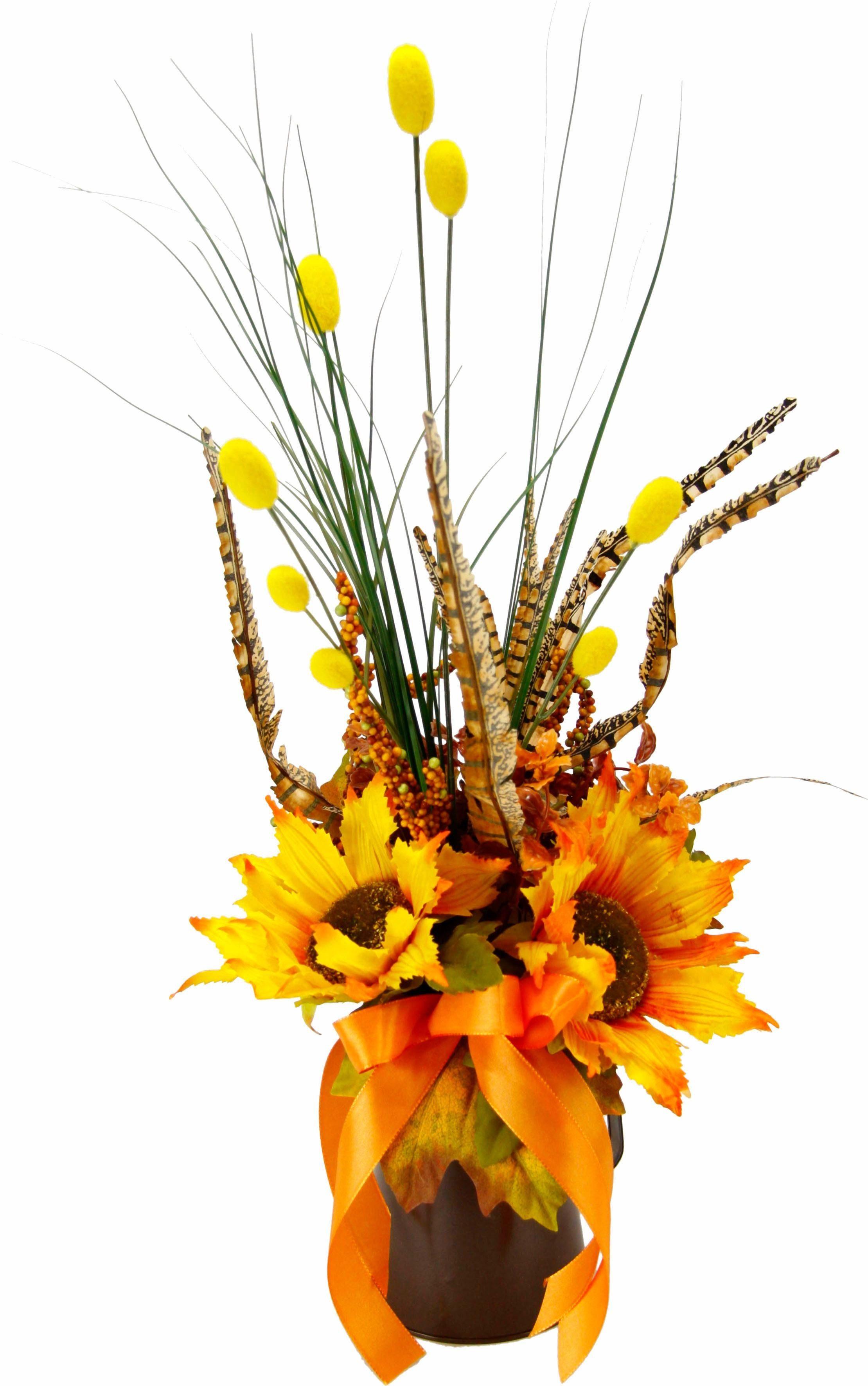 Kunstpflanze, naturgetreu, 60/24cm