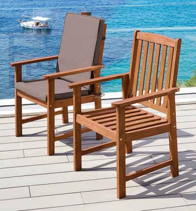 Gartensessel holz  Gartenmöbel aus Holz online kaufen | OTTO