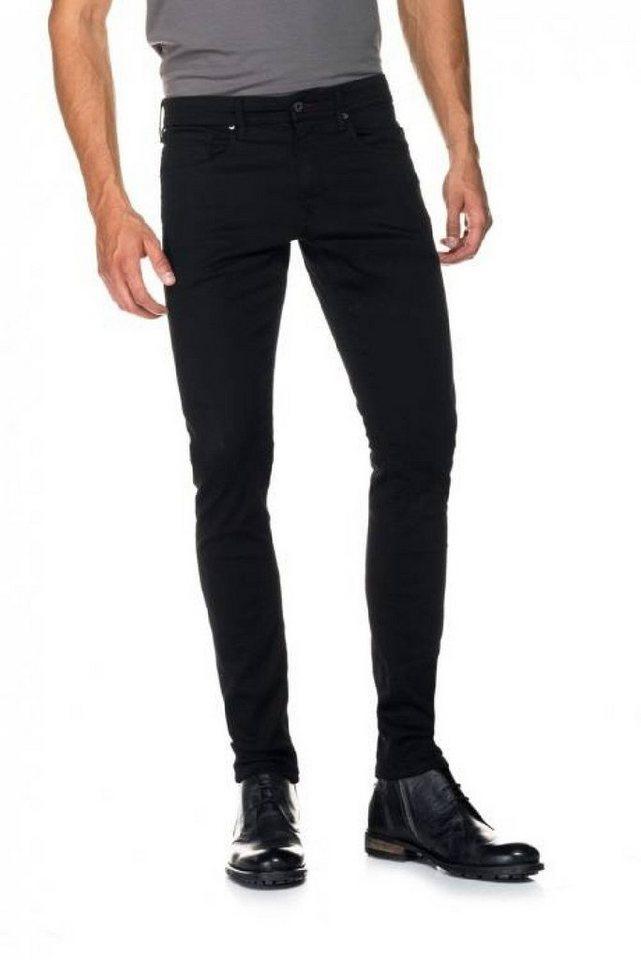 - Herren salsa jeans Jean Kurt schwarz | 05604562529518