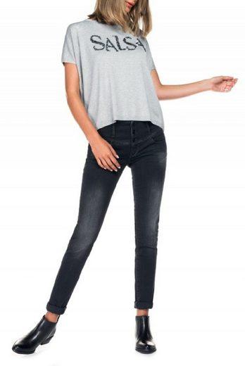 salsa jeans T-Shirt, kurzarm MEDITERRANEAN