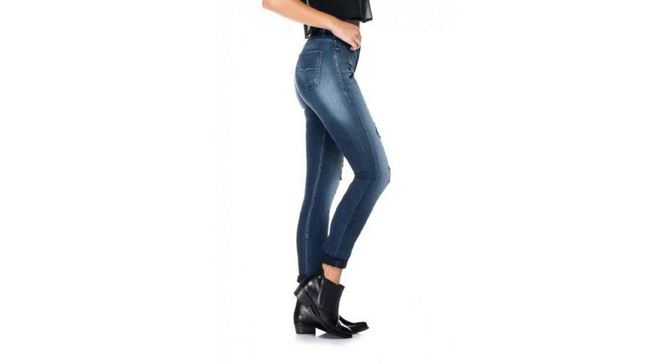 Original Online salsa jeans Jean High waist/ Carrie Freiheit Ausgezeichnet Neuesten Kollektionen Verkauf Online 1HaaMCTpU