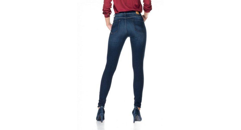 salsa jeans Jean High waist/ Carrie Rabatt Modische Niedrigster Preis Günstig Online Auslass Geniue Fachhändler Billig Rabatt Authentisch Steckdose Countdown-Paket FLIV9ts