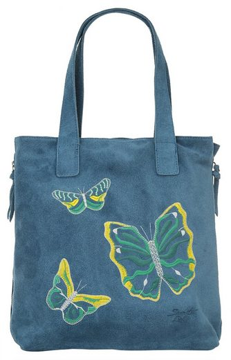 Samantha Look Shopper BUTTERFLY