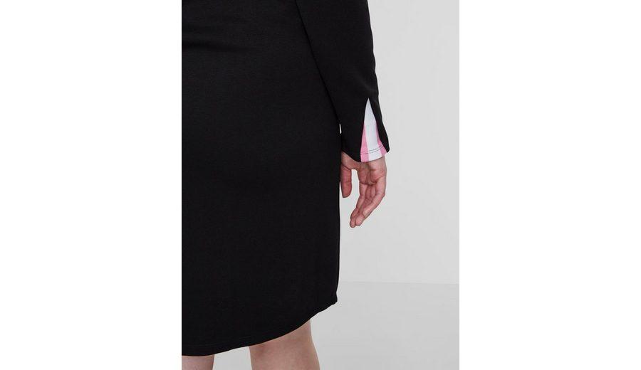 Billig Verkauf Genießen Auslass Professionelle JUNAROSE Langärmeliges Kleid Fabrikverkauf Günstiger Preis Billig Verkauf Der Neue Ankunft jXtAedipQ