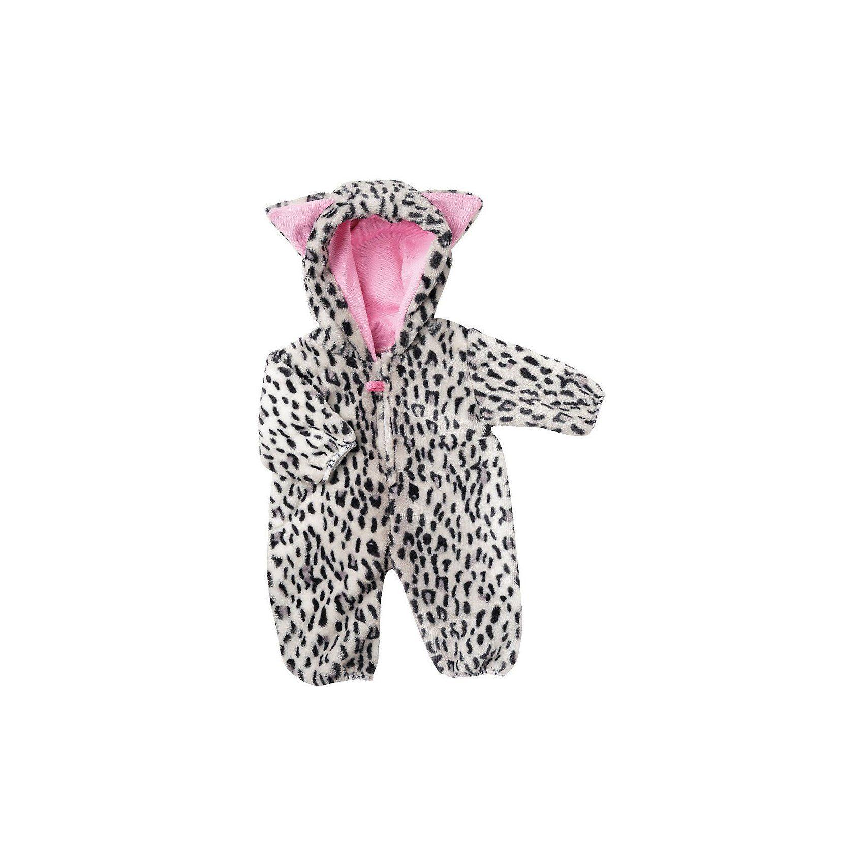 Dolly Moda Latzhose mit Regenjacke Gr 43cm