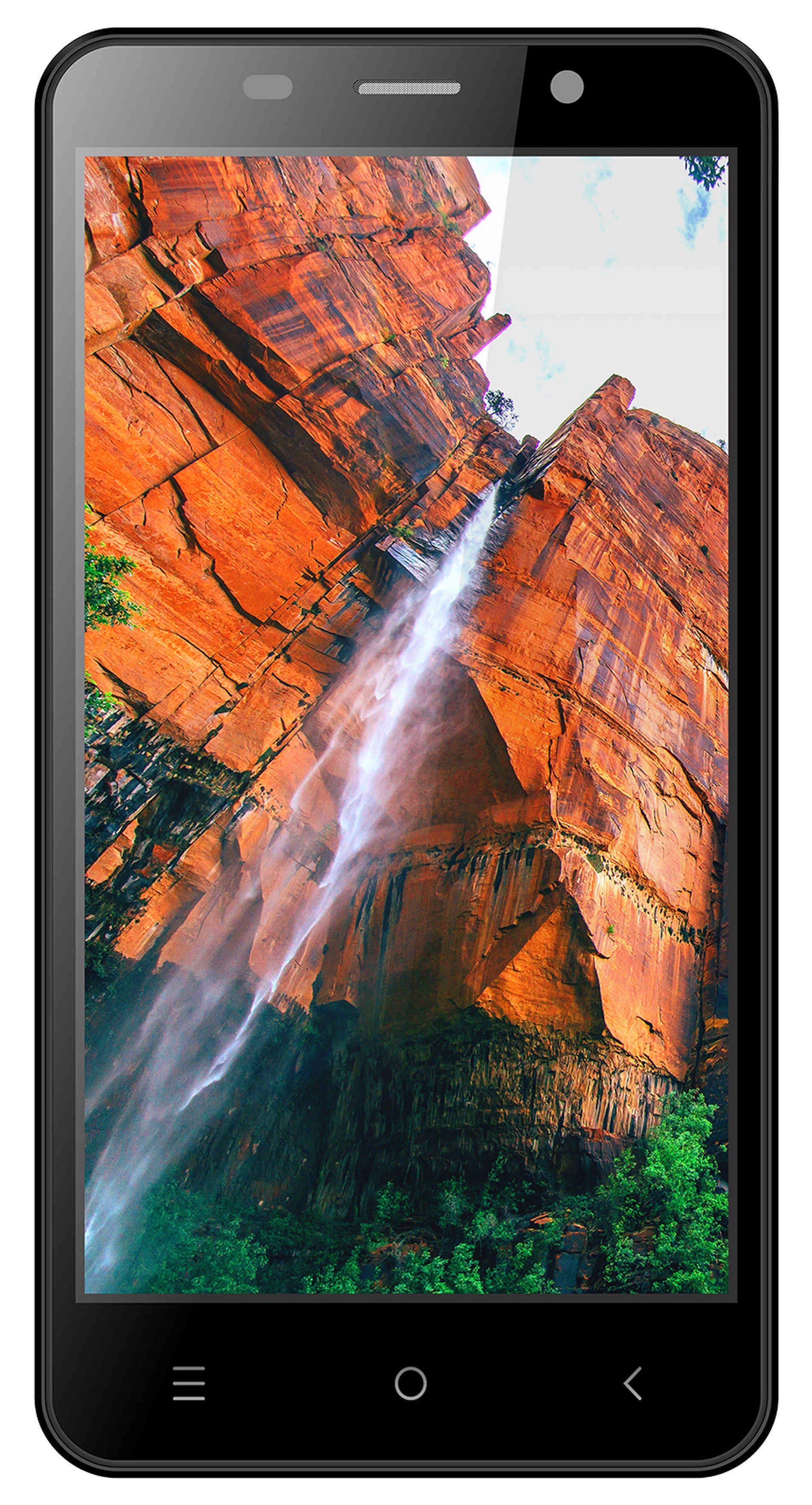 STK Dual SIM Smartphone mit HD-Display & Kopfhörern »Life 8 (Dual SIM)«