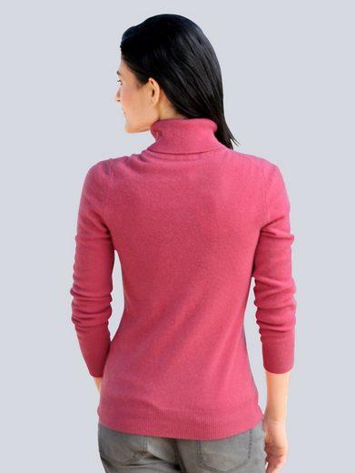 Alba Moda Pullover aus hochwertigem Kaschmir