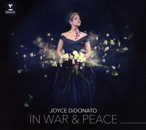 Audio CD »Joyce DiDonato: In War And Peace-Harmony...«
