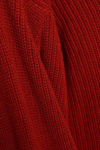 Cream V-Ausschnitt-Pullover Annabell