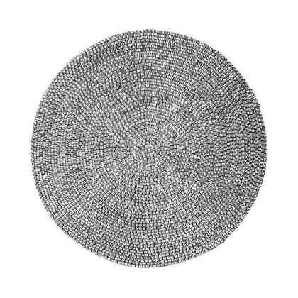 BUTLERS SHINE »Tischset Perlen Ø 32 cm«