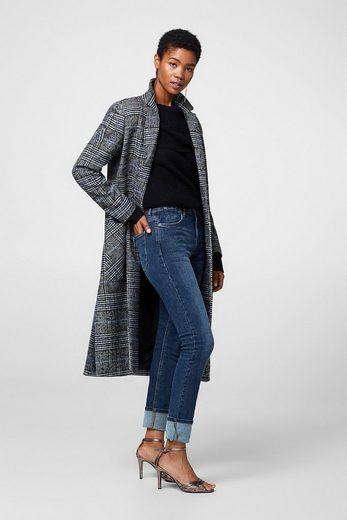 ESPRIT Stretch-Jeans mit hohem Bund
