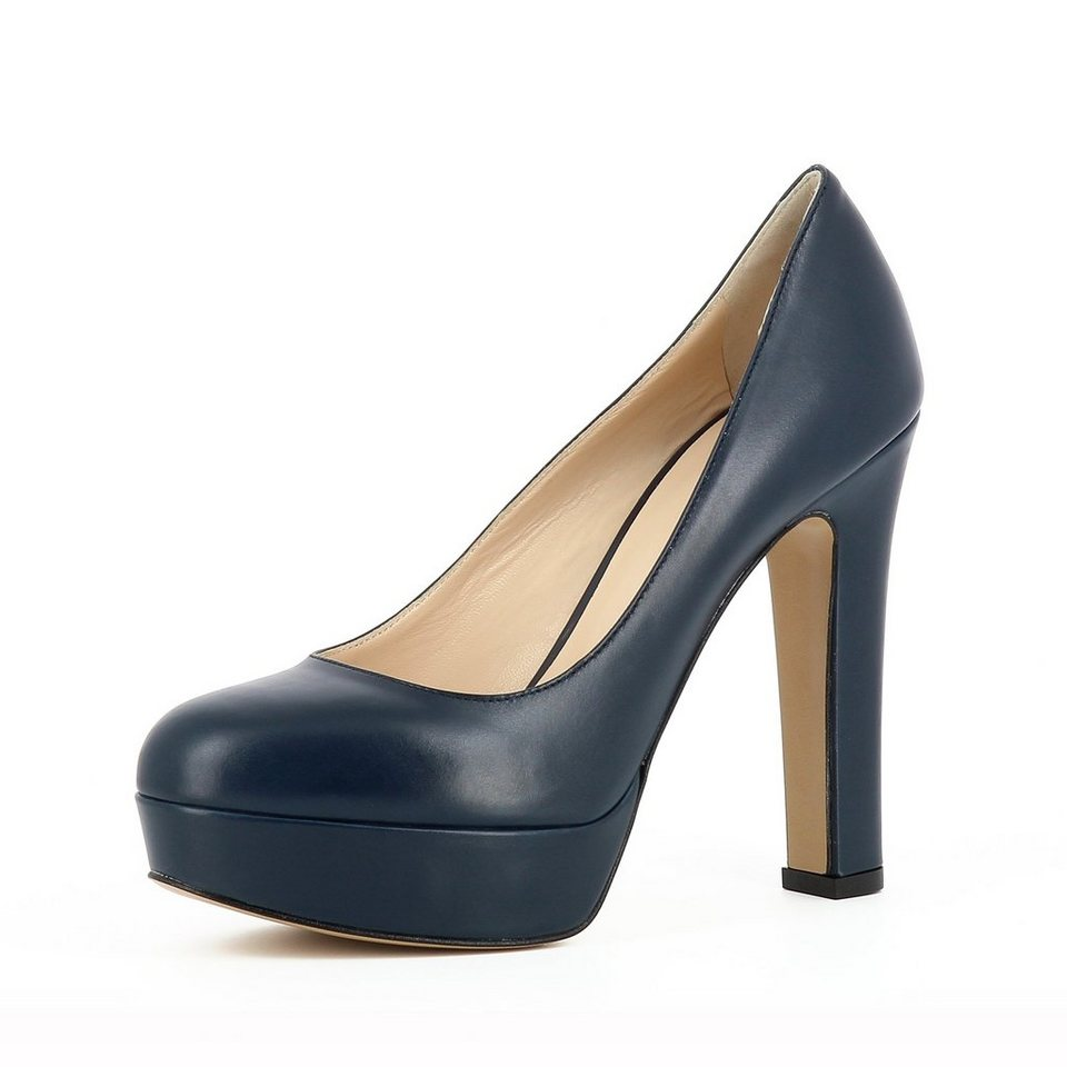 evita riccarda plateaupumps high heels online kaufen otto. Black Bedroom Furniture Sets. Home Design Ideas