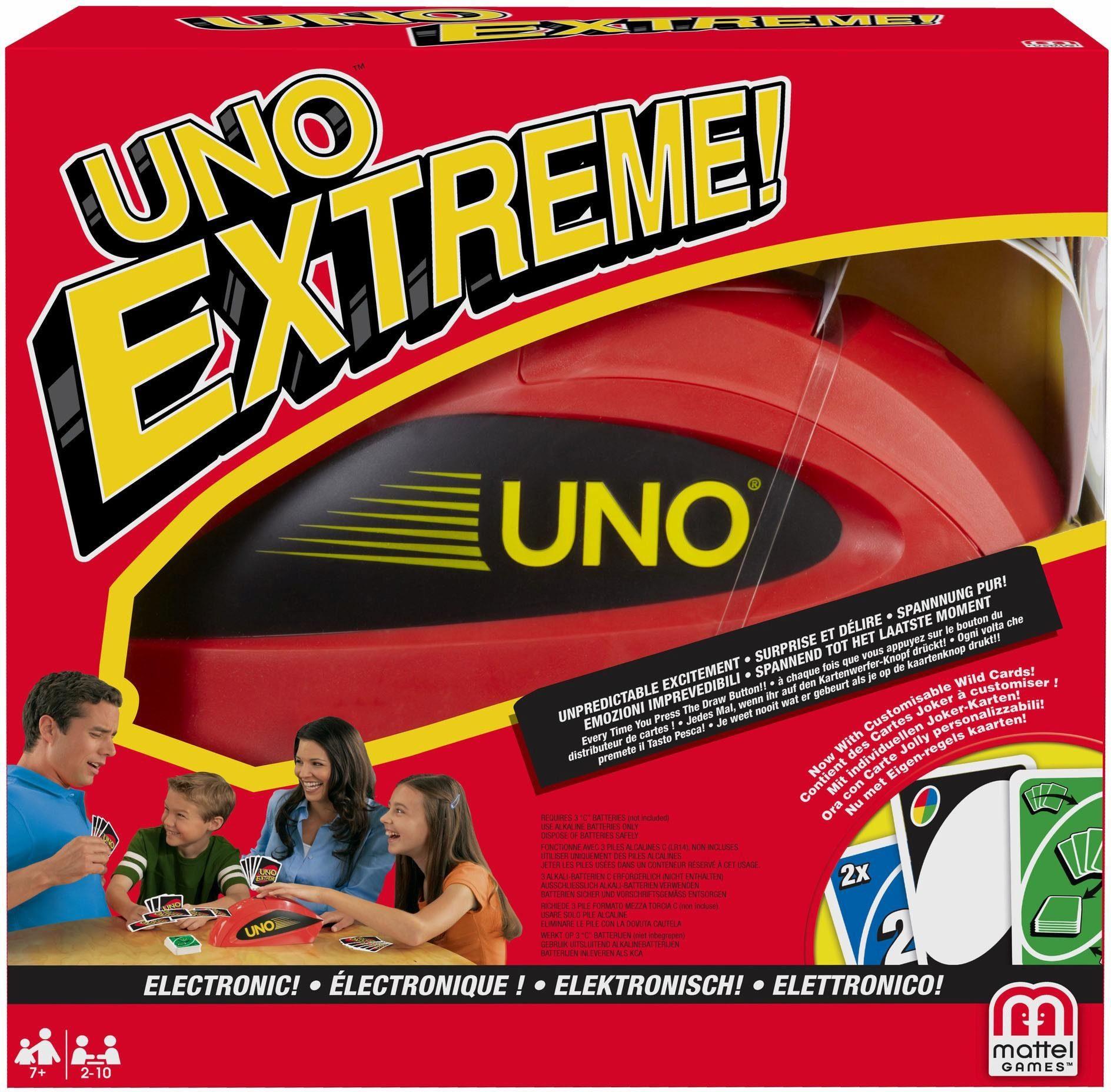 Mattel, »Mattel Games - UNO Extreme«