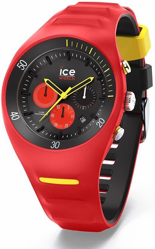 ice-watch Chronograph »Pierre Leclercq - Large - Chronograph - Red, 014950«