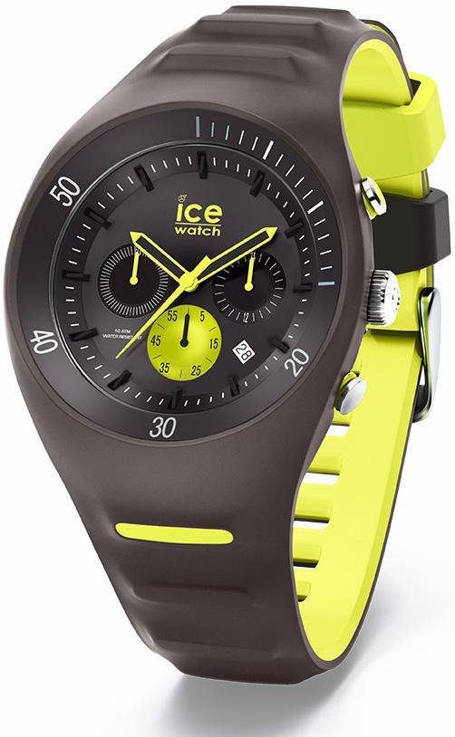 ice-watch Chronograph »Pierre Leclercq - Large - Chronograph - Anthracite, 014946«
