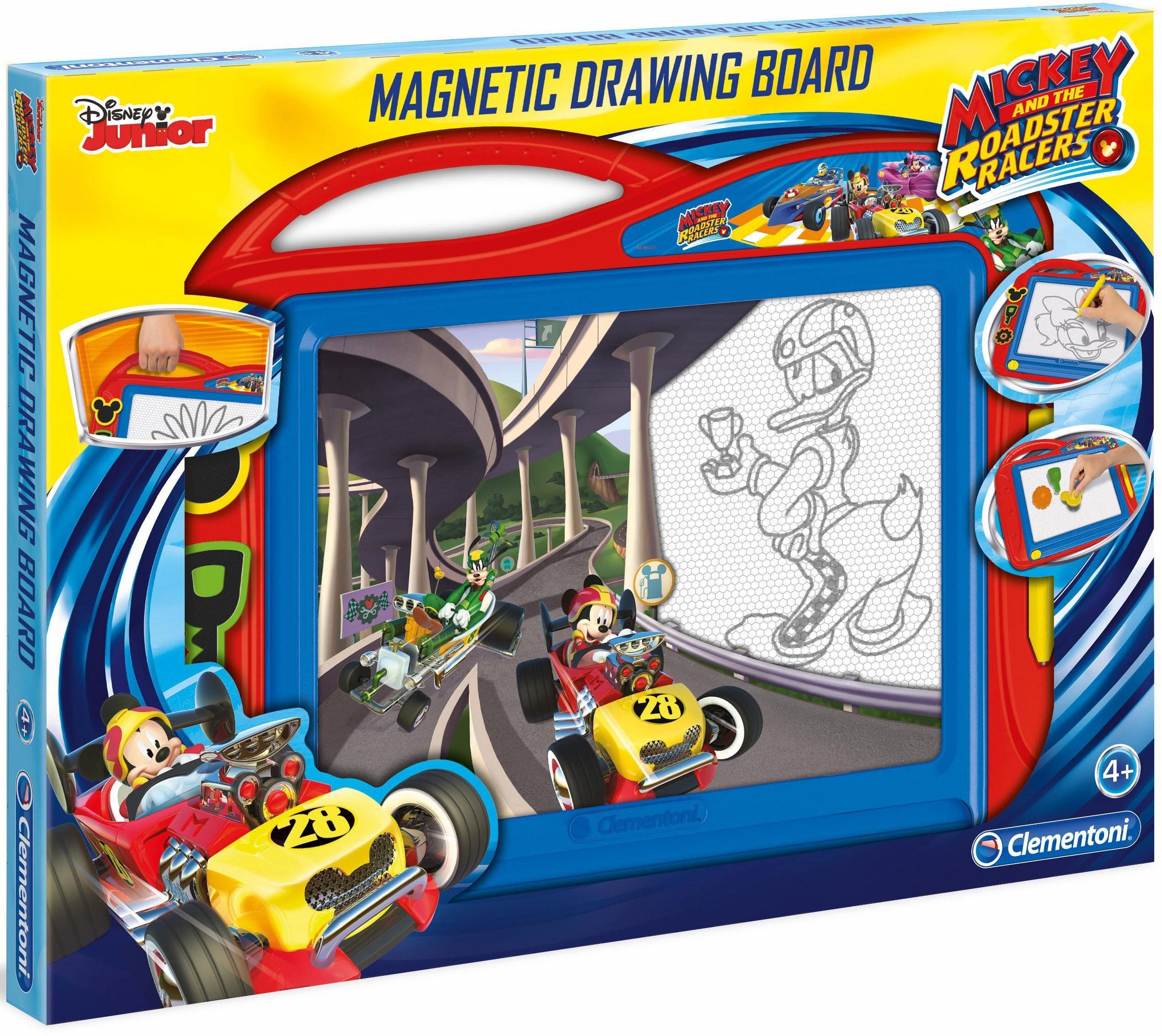 Clementoni Maltafel, »Disney Junior Mickey, Die Zaubertafel«