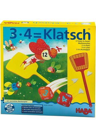 """Spiel """"3x4=Klatsch"""""""