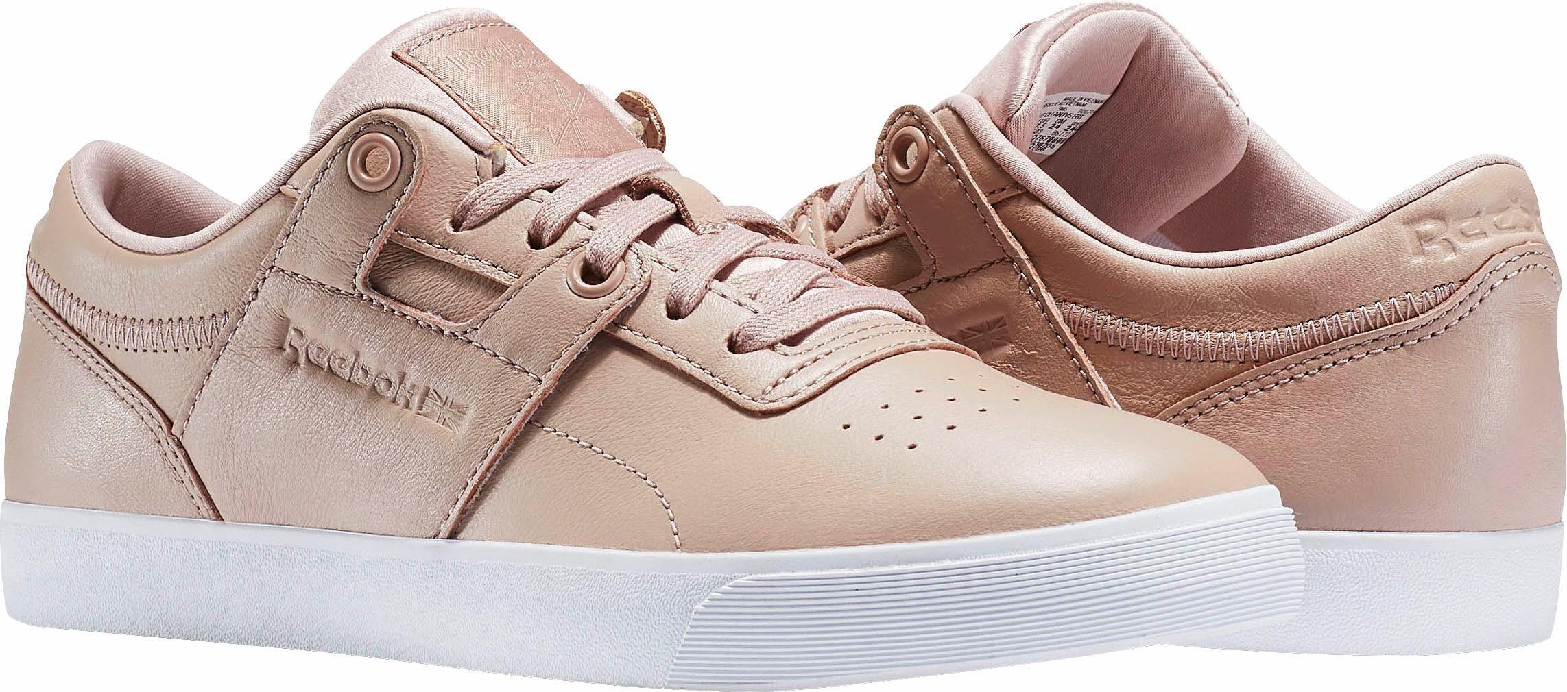 Reebok Classic WORKOUT CLEAN FVS FBT Sneaker  rosé