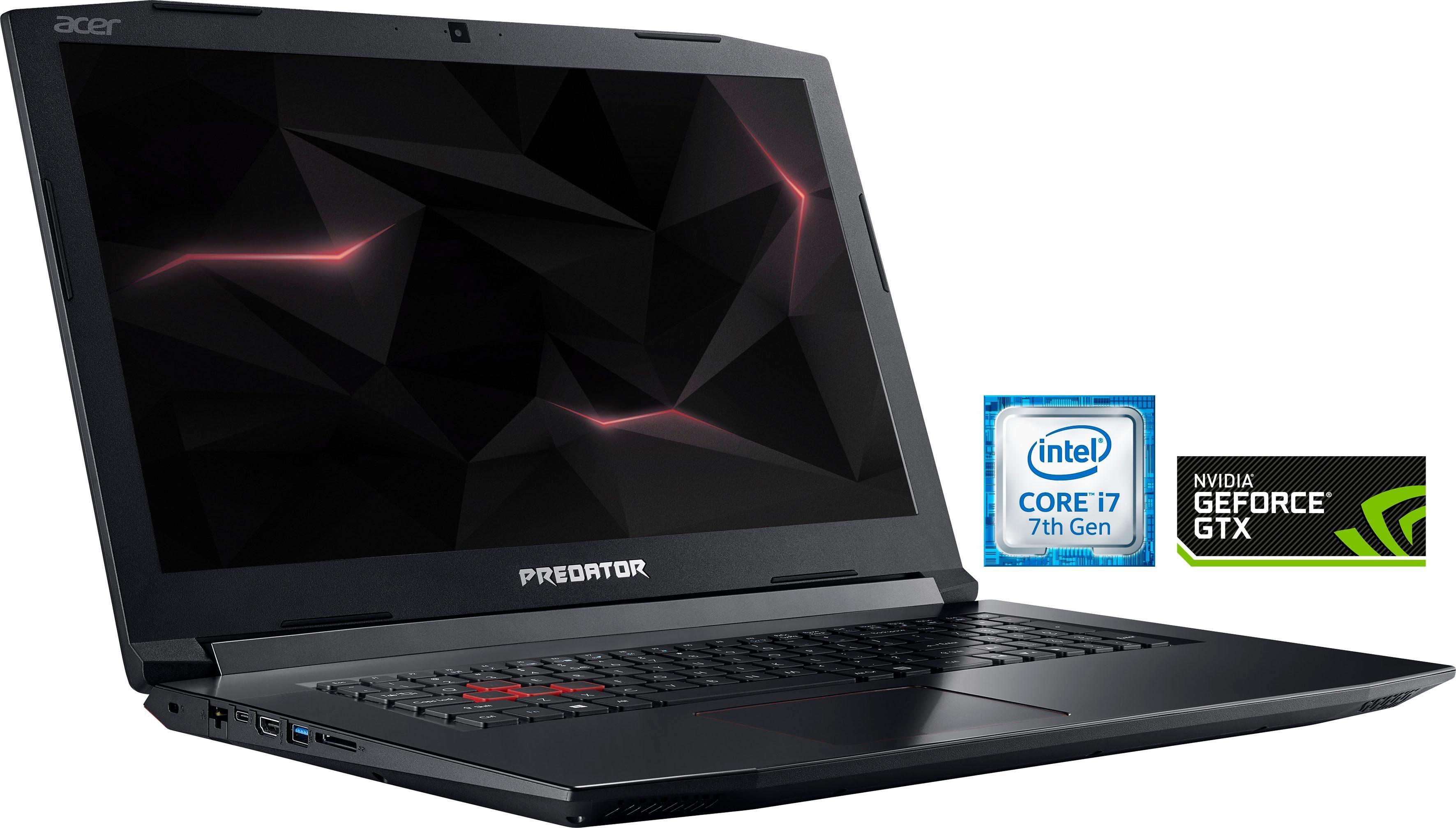 Acer Predator Helios 300 (PH317-51-52NJ) Notebook, Intel® Core™ i5, 43,9 cm (17,3 Zoll)