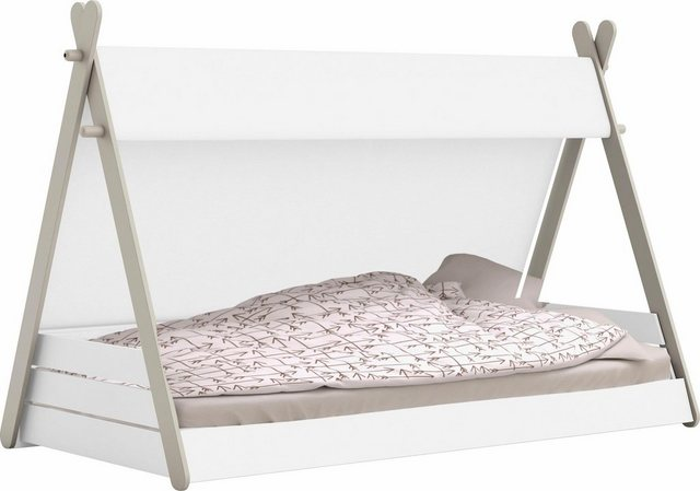 Kinderbetten - Demeyere Kinderbett »Totem« » weiß  - Onlineshop OTTO