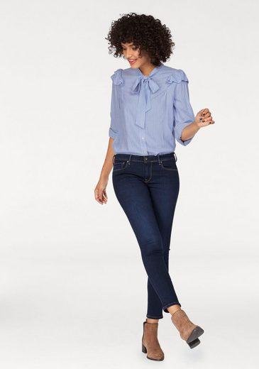 Pepe Jeans Schluppenbluse Ayumi, With Trendy Volants