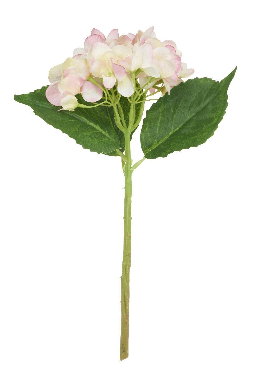VBS Hortensie Einzelstiel Zartrosa ca. 34 cm Länge