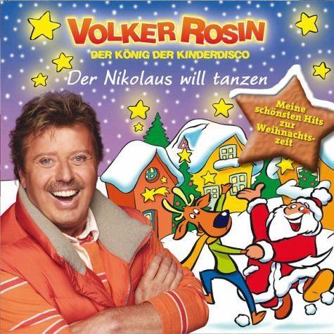 Audio CD »Volker Rosin: Der Nikolaus Will Tanzen«
