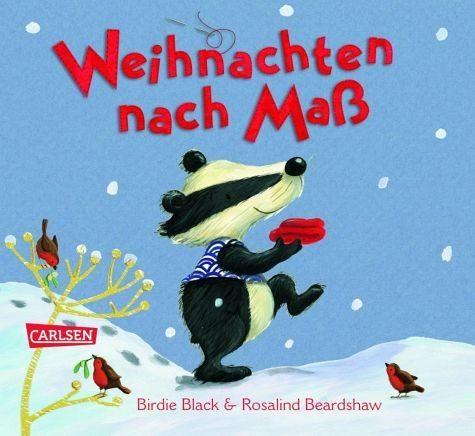 Buch mit Papp-Einband »Weihnachten nach Maß«