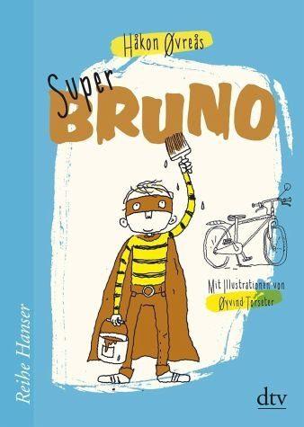 Broschiertes Buch »Super-Bruno / Super-Helden Bd.1«