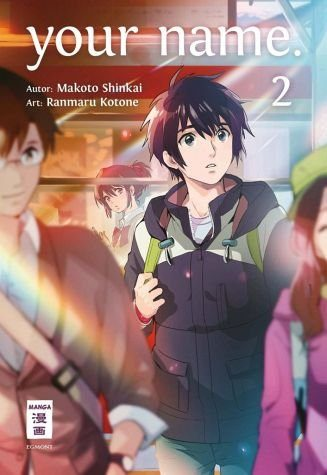 Broschiertes Buch »your name / your name. Bd.2«