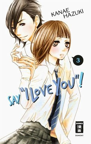 """Broschiertes Buch »Say """"I love you""""! / Say """"I love you""""! Bd.3«"""