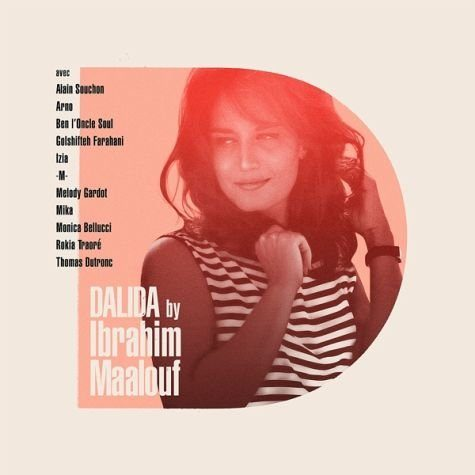 Audio CD »Ibrahim Maalouf: Dalida By Ibrahim Maalouf«