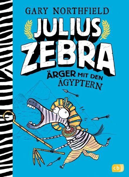 Gebundenes Buch »Ärger mit den Ägyptern / Julius Zebra Bd.3«