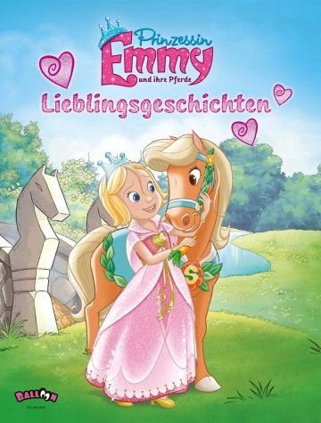 Gebundenes Buch »Prinzessin Emmy - Lieblingsgeschichten«