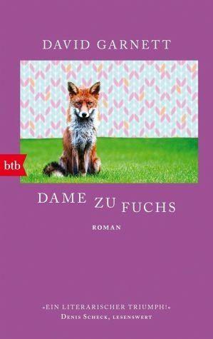 Broschiertes Buch »Dame zu Fuchs«