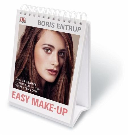 Broschiertes Buch »Easy Make-up«