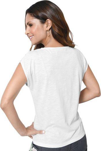 Alessa W. Shirt in Flammgarn-Qualität