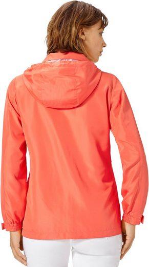 Classic Basics Jacke in atmungsaktiver, wasserabweisender Qualität