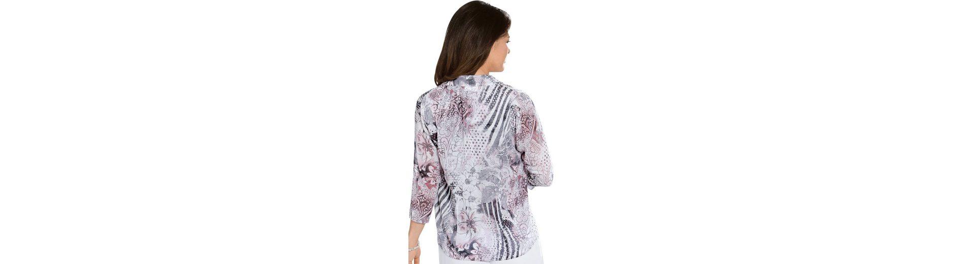 Classic Basics Bluse mit offenem Hemdkragen Freies Verschiffen Exklusiv Angebot B9YuYx