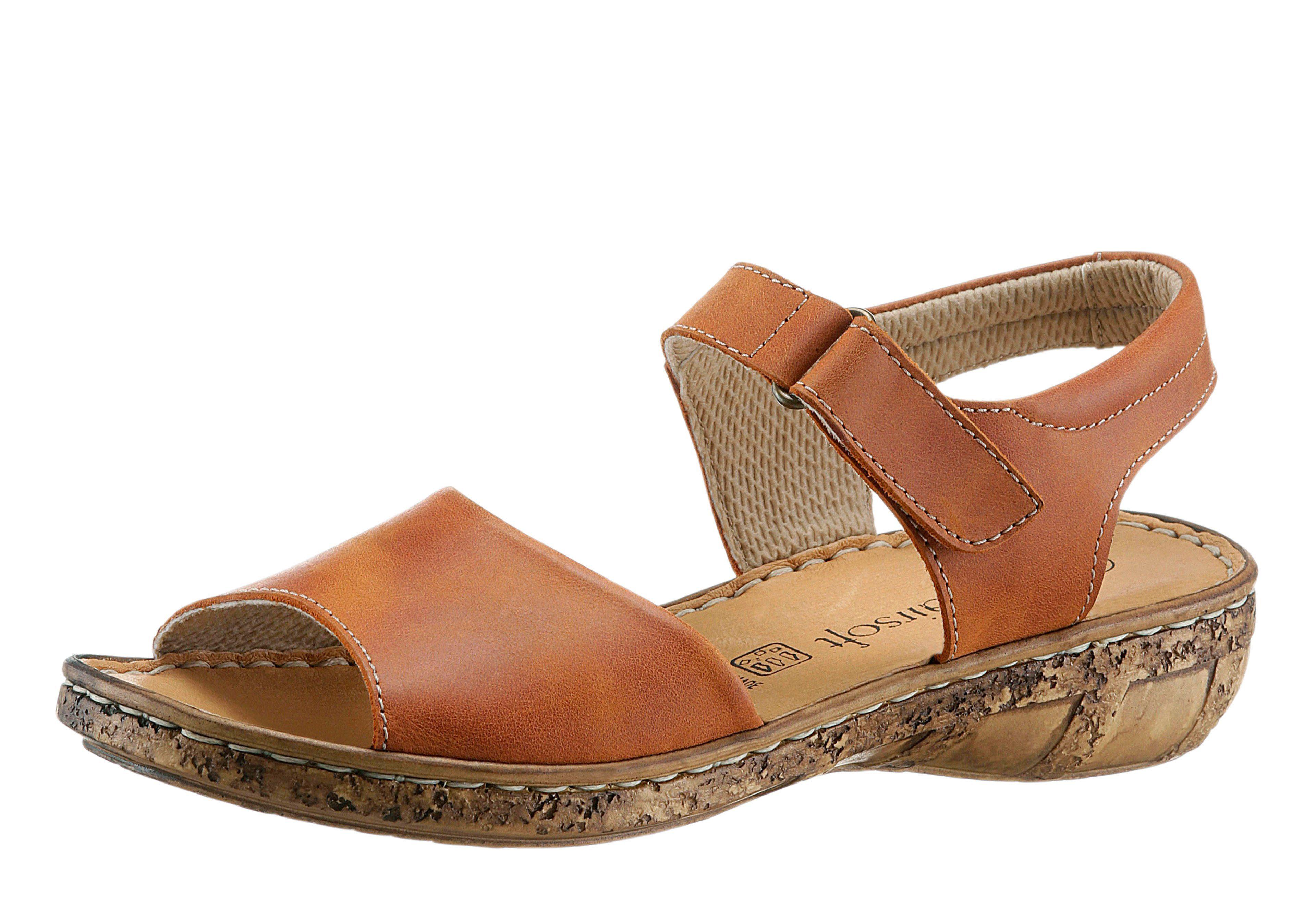 Airsoft Sandalette mit PU-Laufsohle online kaufen  camel