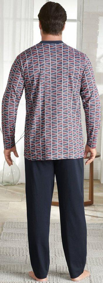 - Herren wäschepur Schlafanzüge (2 Stck.) bunt, mehrfarbig | 08901145458300
