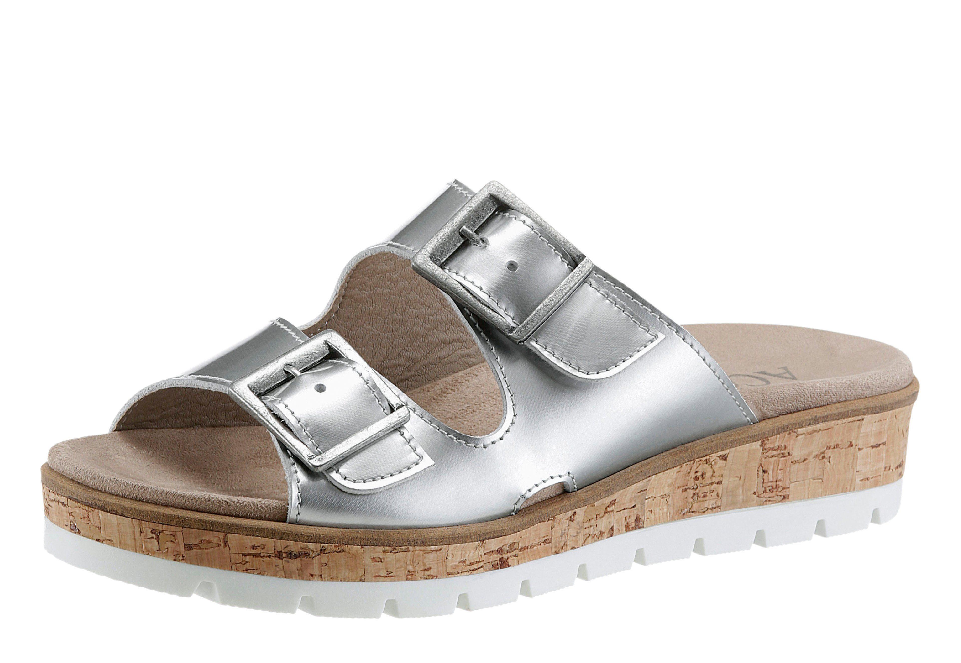 Corkies Damen Pantolette metallics ErebK8ccLG