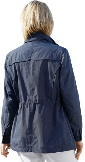 Collection L. Functional Jacket Material Mix In The Most Easy-care