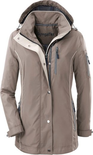 Collection L. Sympatex-Jacke mti Reflektoren