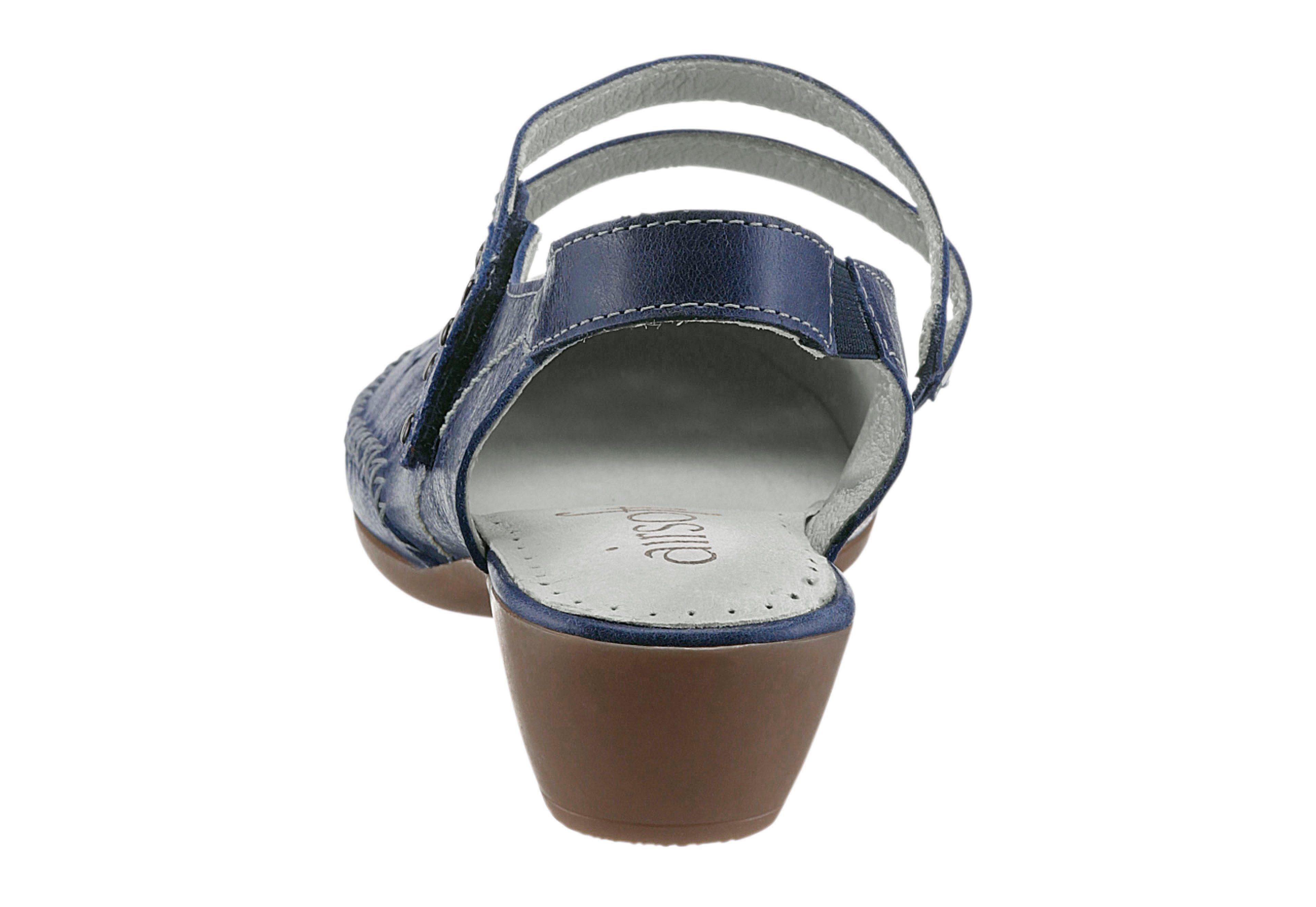 Airsoft Sandalette mit rutschhemmender TR-Laufsohle online kaufen  jeansblau