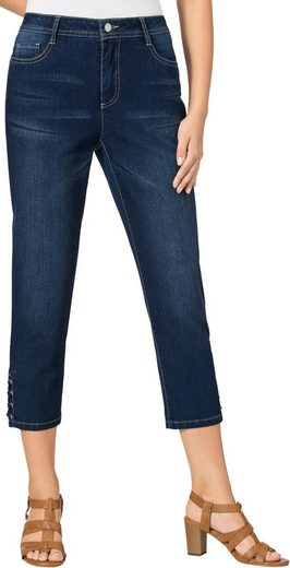 Collection L. Jeans wadenlang